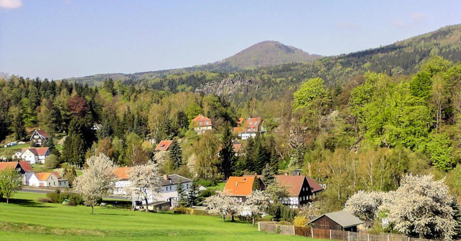 Klettersteig Jonsdorf : Hotel pension ferienwohnung ferienhaus jonsdorf im naturpark